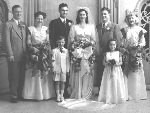 Genealogy: Family of Jack and Catherine Moser