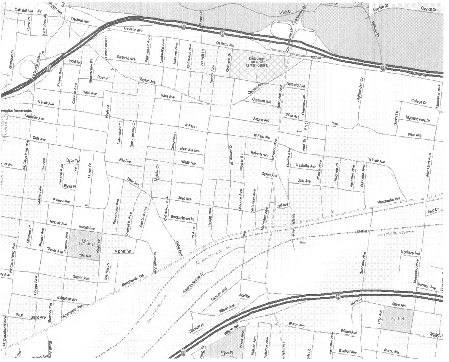 Dogtown map of dogtown in 1925 now the map in four parts to give you a close up in this order freerunsca Image collections