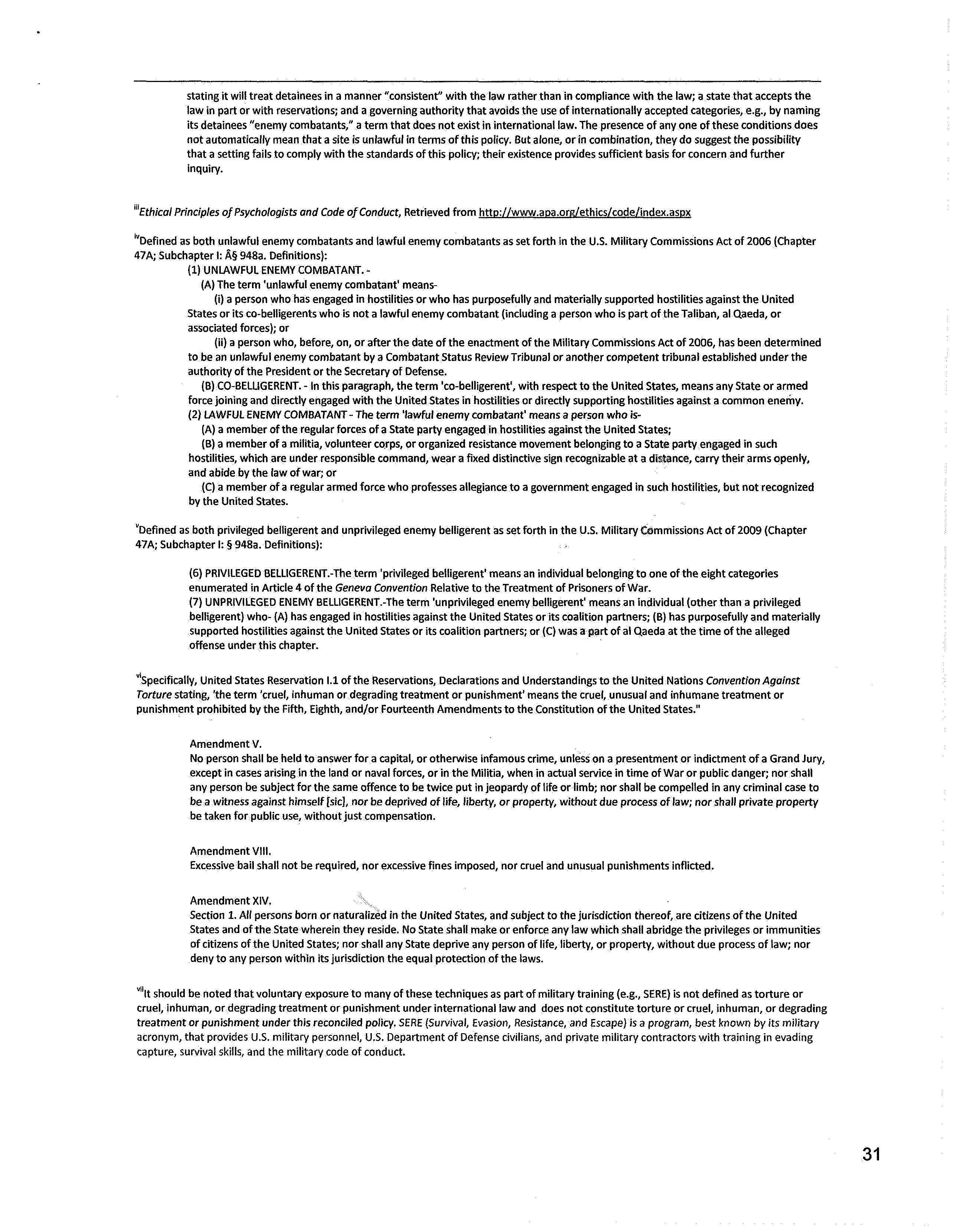 cor agenda action item 3 page 11 jpg policy related to psychologists work in national security settings and reaffirmation of the apa position against torture and other cruel inhuman
